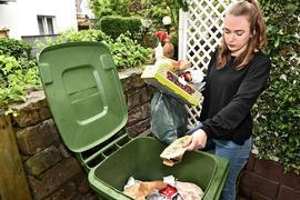 07.06.2021 Müll; Restmüll; Verpackung; Verpackungen; Müllvermeidung
