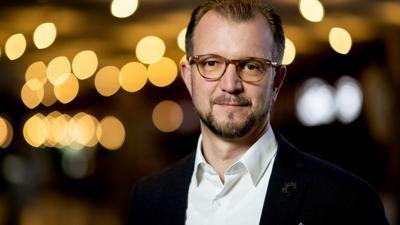 Johannes Graf-Hauber, geschäftsführender Direktor des Badischen Staatstheaters Karlsruhe