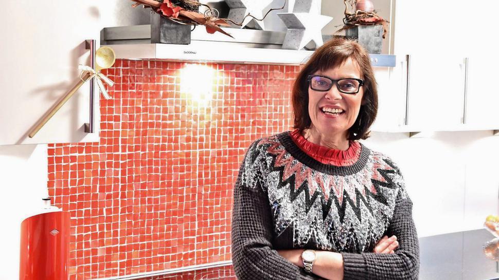 """""""Es hat alles geklappt, wie vorgesehen"""", sagt die Hobbyköchin Andrea Sonnenmoser."""