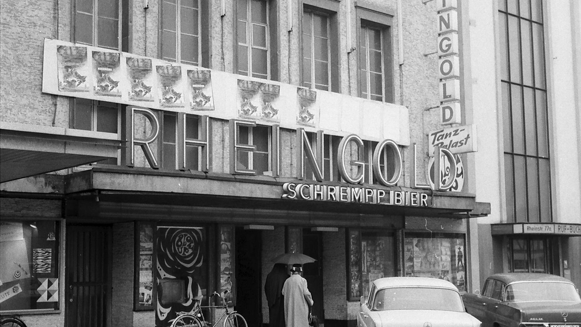 Rheingold Außenansicht 1970