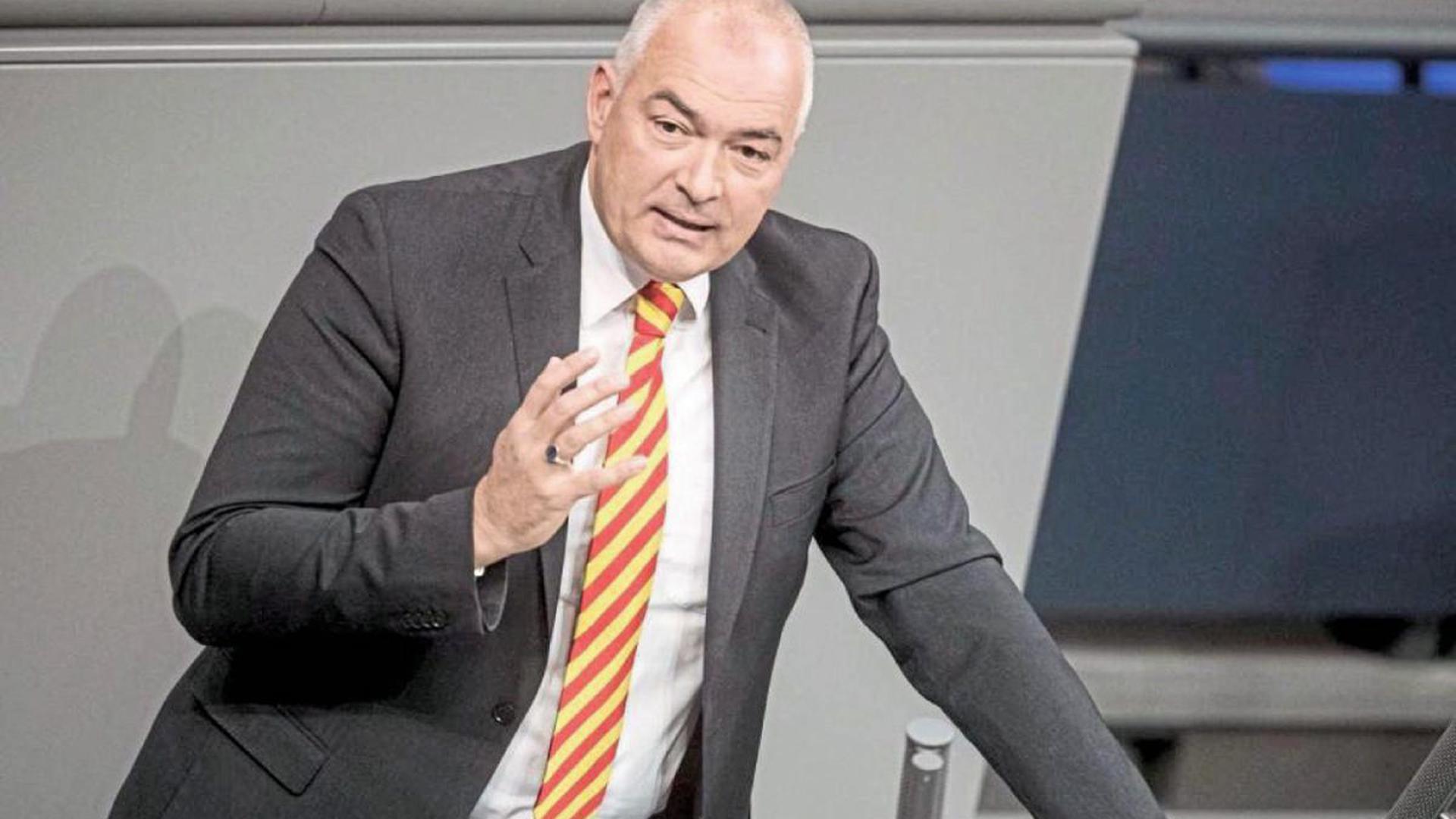 """Ein Signal des Aufbruchs erhofft sich der CDU-Bundestagsabgeordnete Axel E. Fischer vom Bundesparteitag in Leipzig. Der """"Inhaltslosigkeit"""" müssten """"klare Positionen"""" entgegengesetzt werden"""