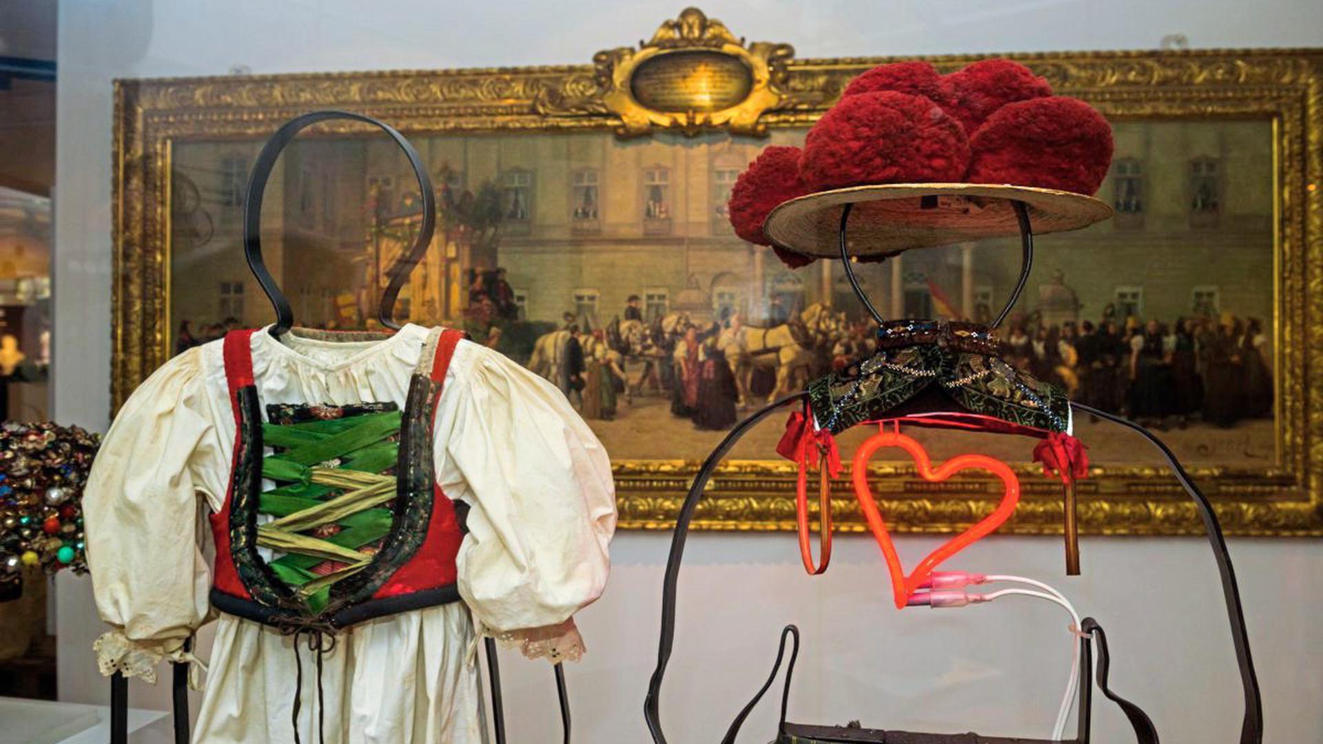 Im Badischen Landesmuseum bleibt den Besuchern derzeit ein Blick auf die badische Geschichte verwehrt.