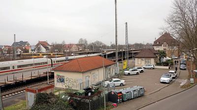 Bahnhof Durlach