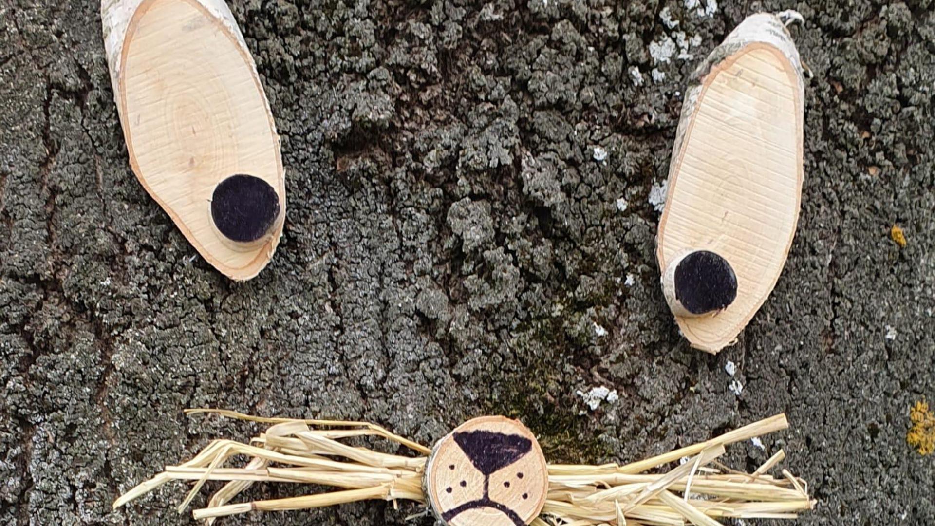 Einfach süß - diese Baumgeister.