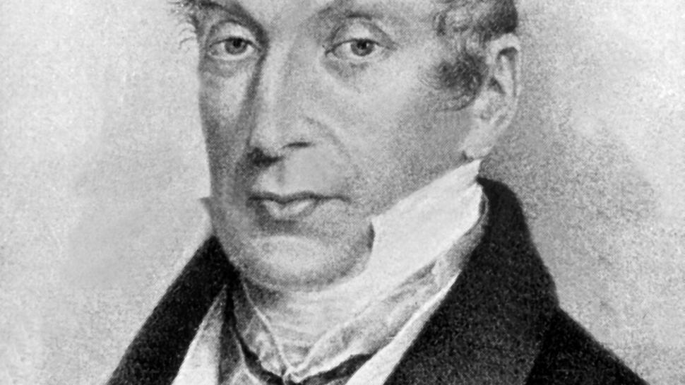 Zeitgenössische Darstellung von Clemens Wenzel Fürst von Metternich.