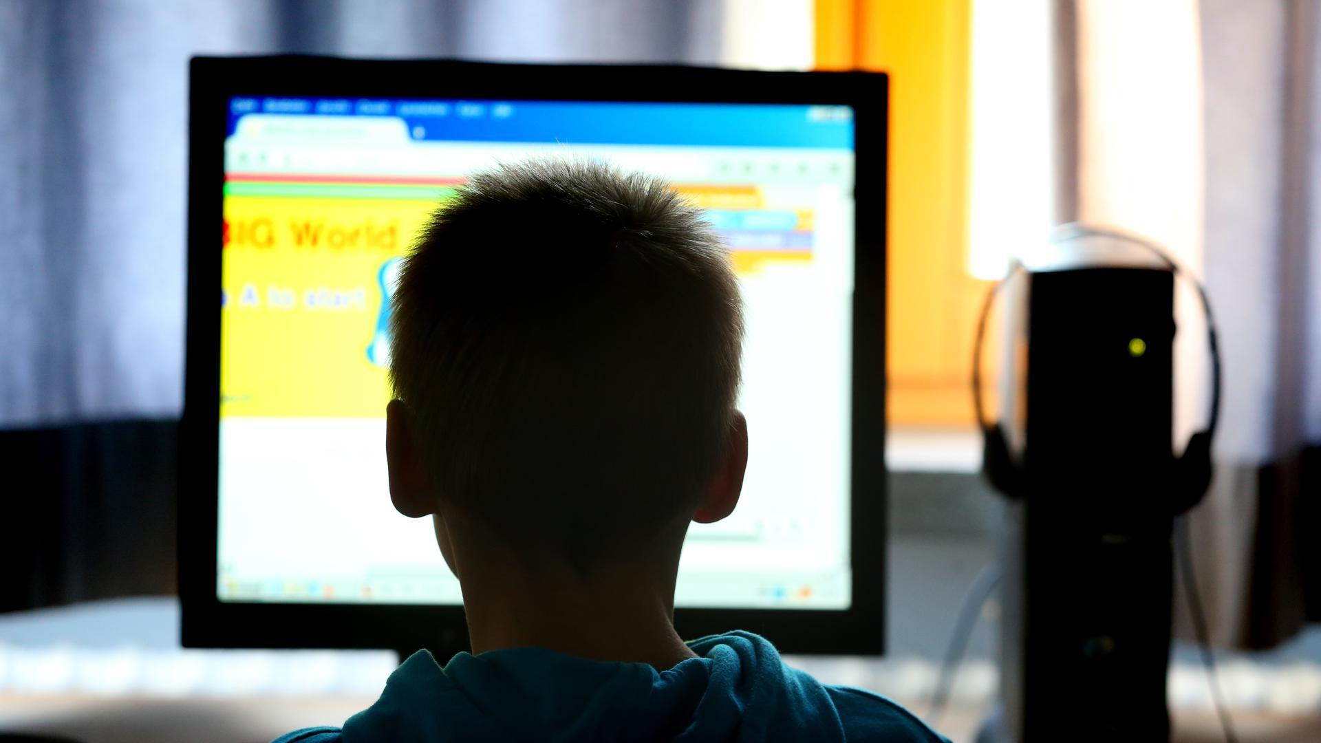 Wohl dem, der einen Computer hat: Doch Schülern in Hartz-IV-Familien fehlt mehr als nur die digitale Infrastruktur. Es fehlt an Ruhe, Platz und Unterstützung. Das Kultusministerium hat jetzt eine Idee zur individuellen Förderung an der Schule. Foto: dpa