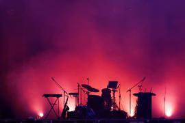 Dass Großveranstaltungen bis zum 31. August verboten sind, betrifft auch die Firmen, die bei Konzerten für das Drumherum sorgen.