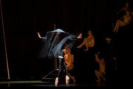 """Szenenfoto aus """"Der Feuervogel"""" am Staatstheater Karlsruhe, Online-Premiere 17. April 2021"""