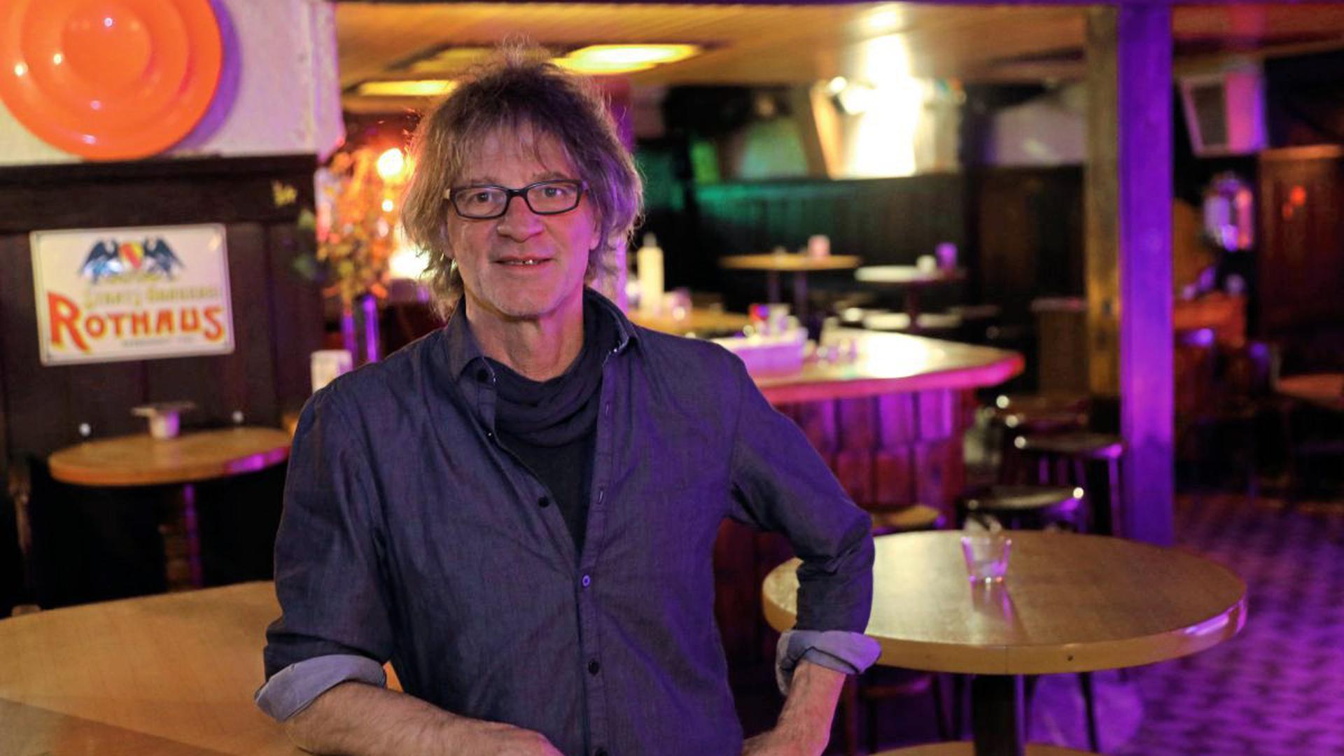 Klaus Höger härt nach 33 Jahren als Wirt der Dorfschänke auf