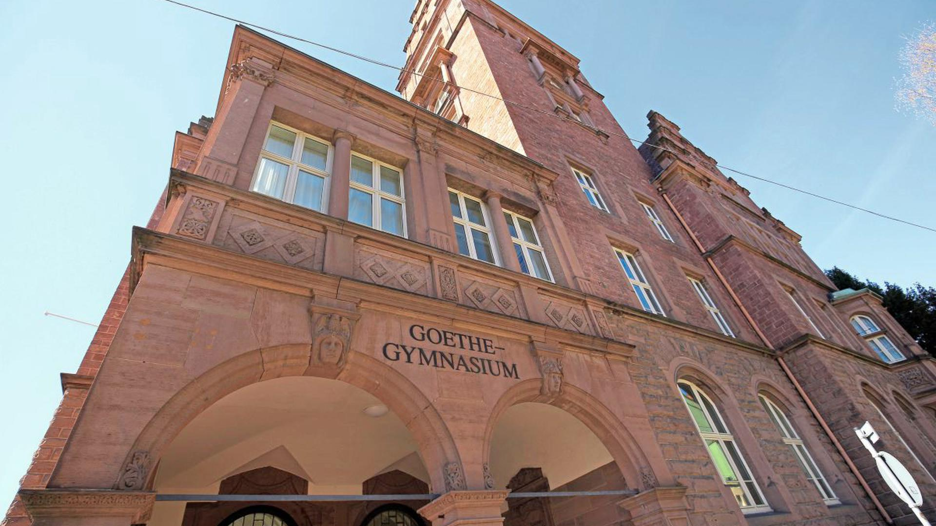 An Goethe-Gymnasium wurde ein Besuch italienischer Schüler abgesagt