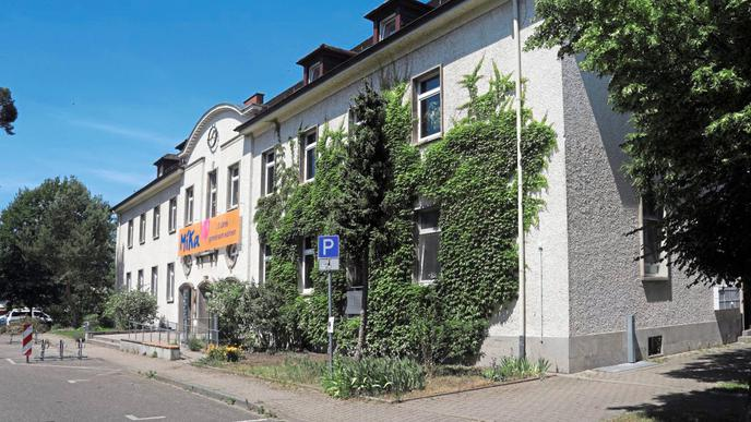 Volkswohnung Karlsruhe Nordstadt