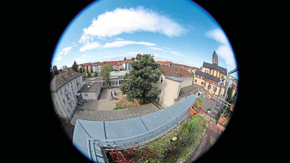 Beim Bauprojekt Sophien-Carrée in der Karlsruher Weststadt schwelen Interessenkonflikte zwischen Anwohnern und Bauherren.