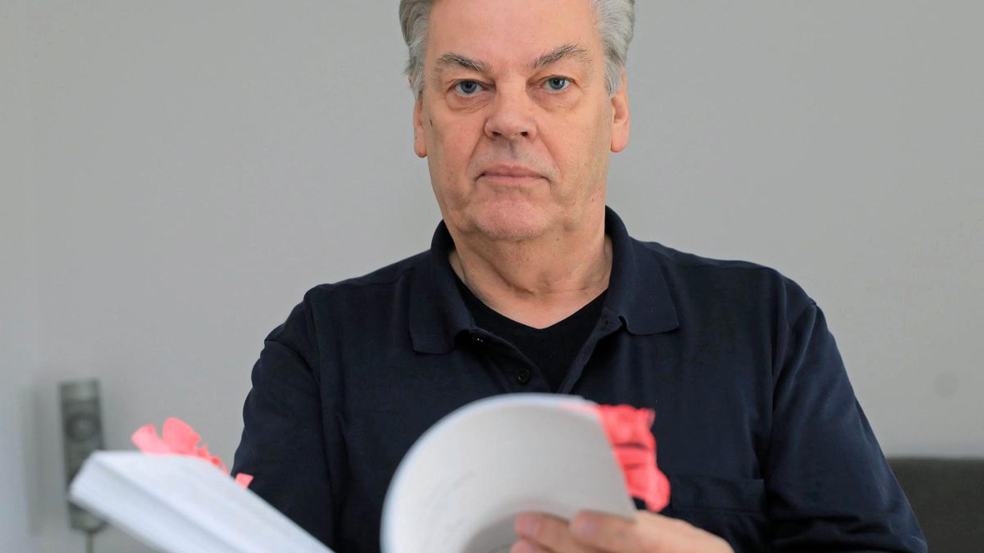 Emil Stark leitete die Ermittlungen bei der Suche nach der vermissten Vietnamesin