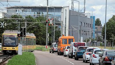 Der Karlsruher Gemeinderat stimmte mehrheitlich für die Entlastungsstraße.