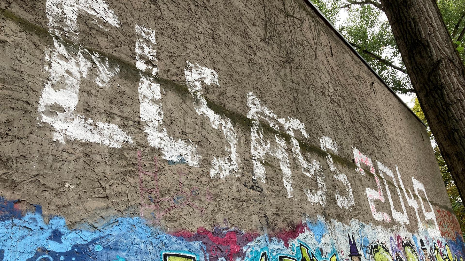 In Breitwand: Elsass mit der rätselhaften Zahl. 2049
