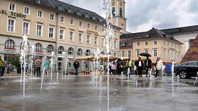 Wasserkunst Karlsruhe