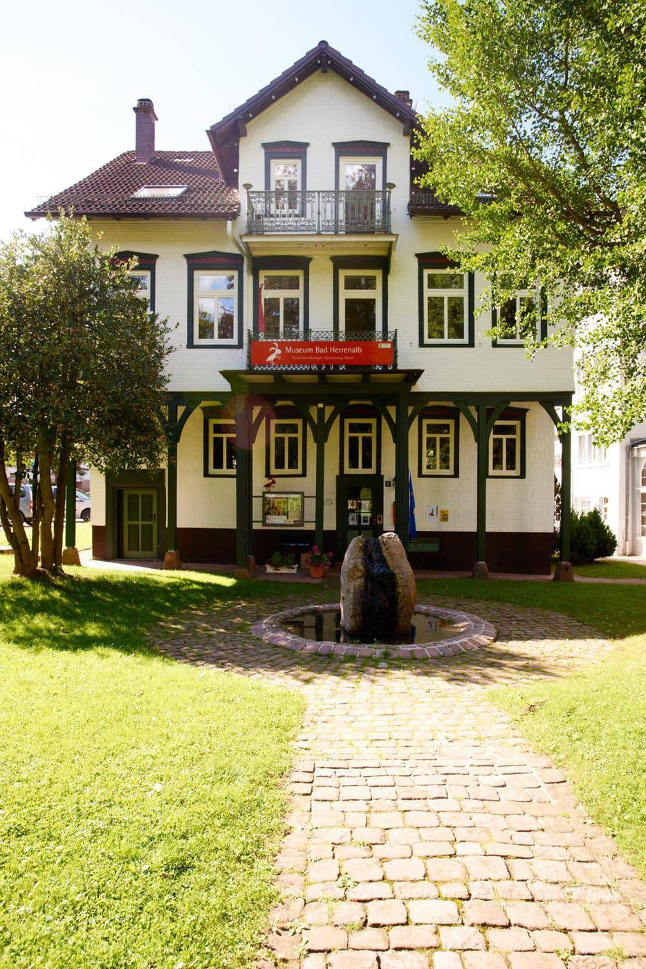 Ziegelmuseum in Bad Herenalber im Klosterbezirk