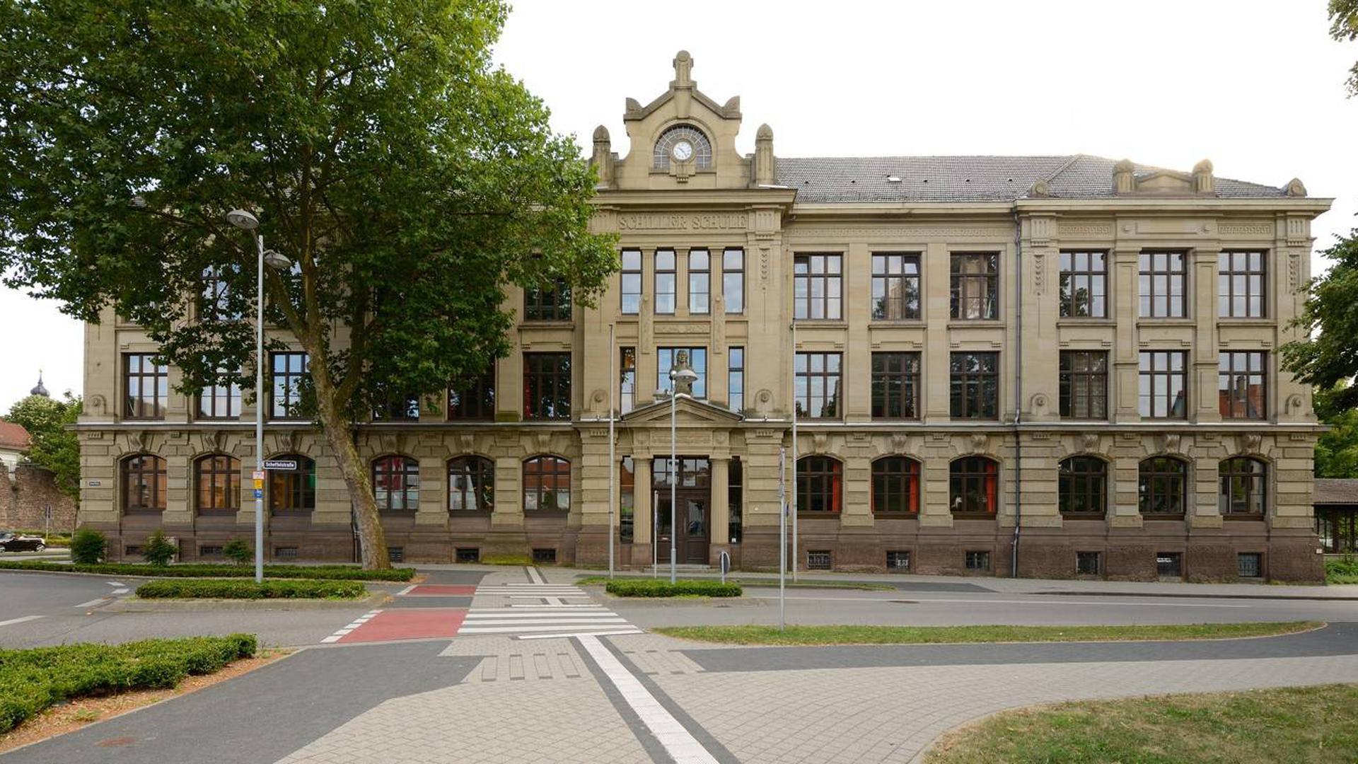 Deutlich weniger Geld stellt Ettlingen für die Sanierung der Schillerschule bereit.