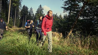 Raus in die Natur: Am Tag des Wanderns ist auch in der Region um Ettlingen Einiges geboten.
