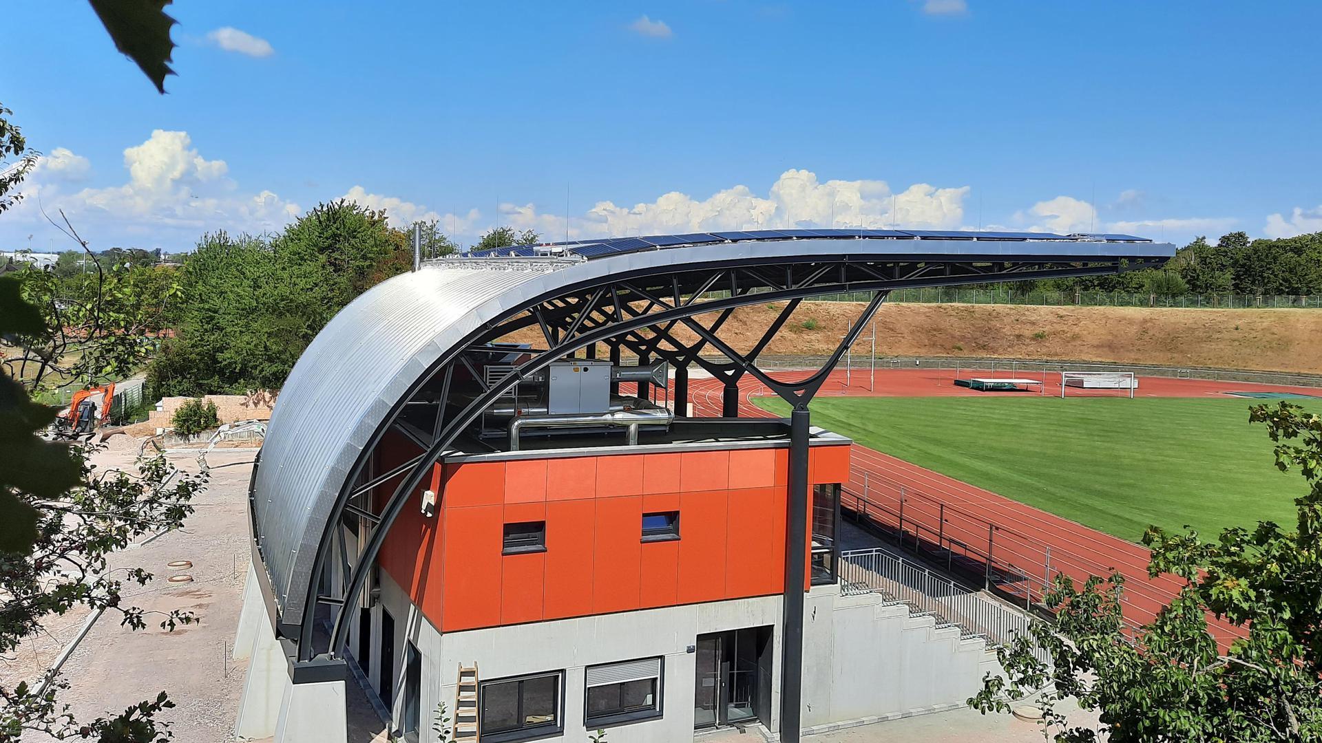 Stadiondach