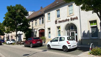 Gebäude  Deutsche Bank