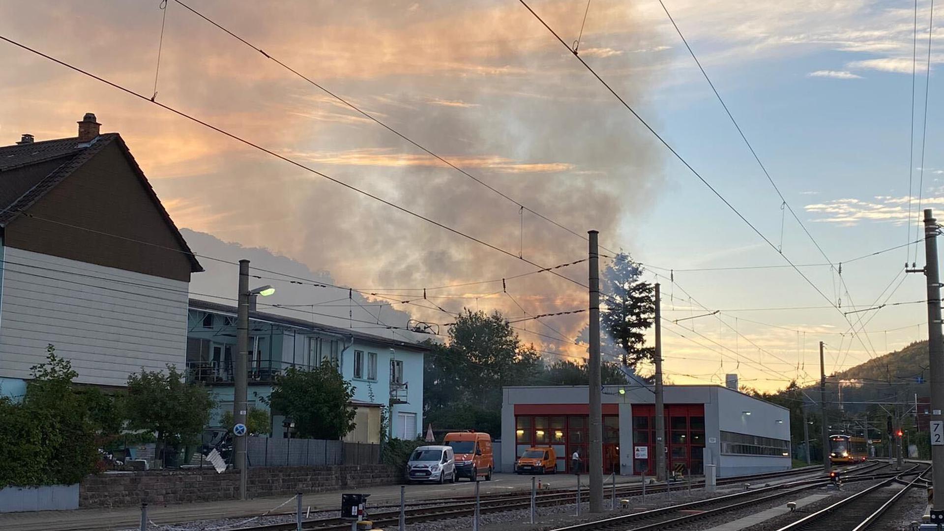Ettlingen - Brand