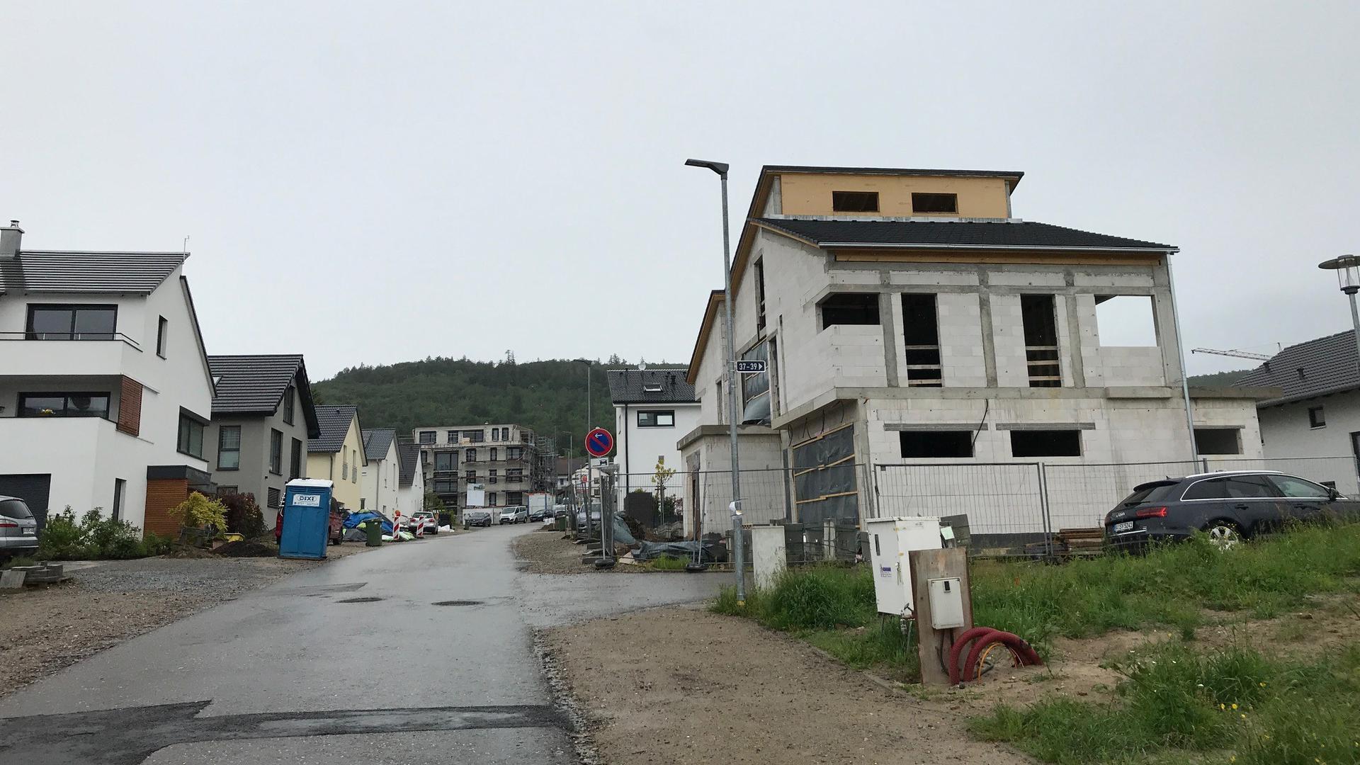 Baugebiet Gässeläcker
