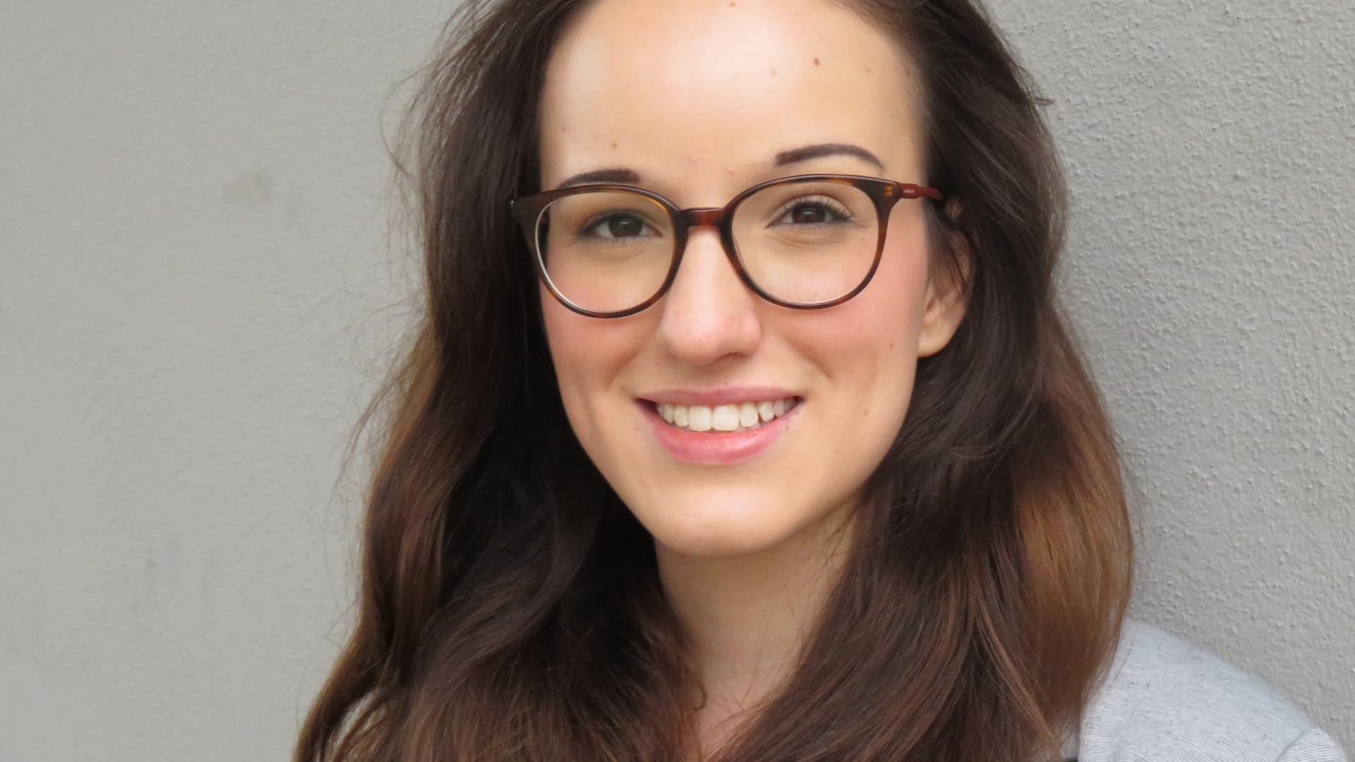 Alena Trauschel, FDP-Landtagskandidatin im Wahlkreis Ettlingen