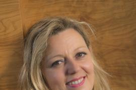 Natalie Lumpp, Weinexpertin und Sommelière.