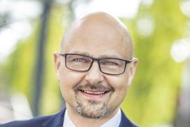 Johannes Arnold, Oberbürgermeister von Ettlingen