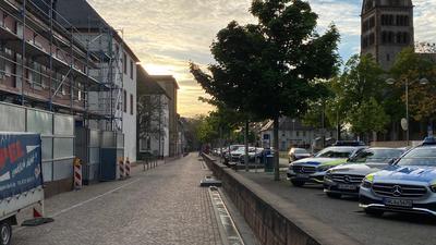 Straße Pforzheimer Straße