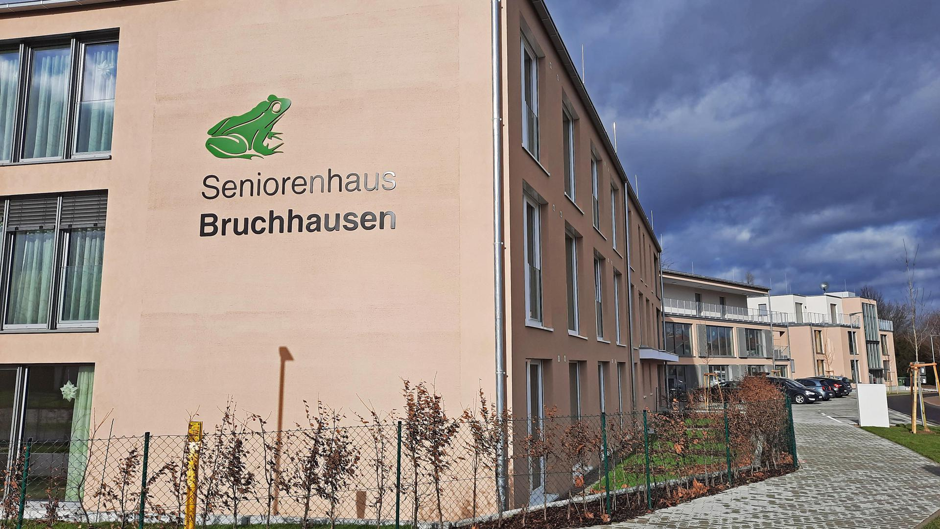 Seniorenhaus Gebäude
