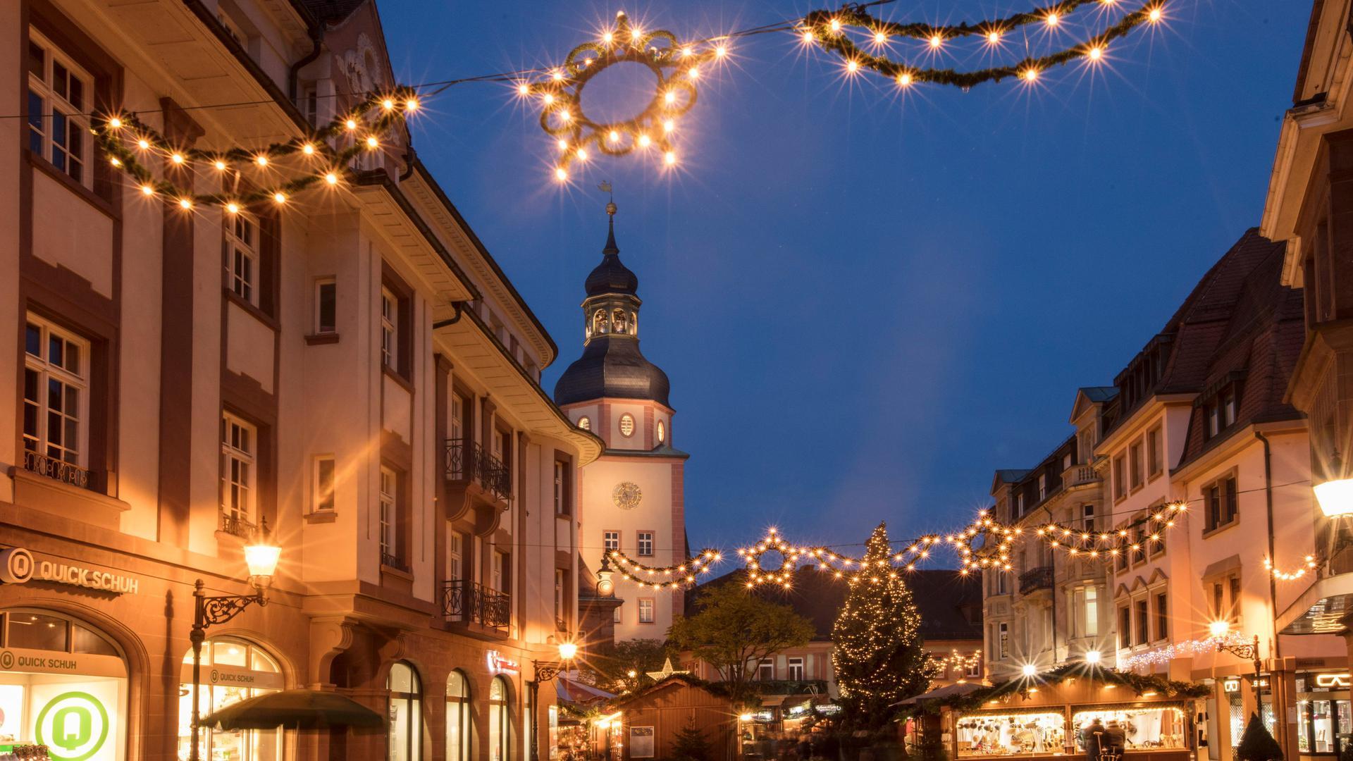 Sternlesmarkt Weihnachtsmarkt