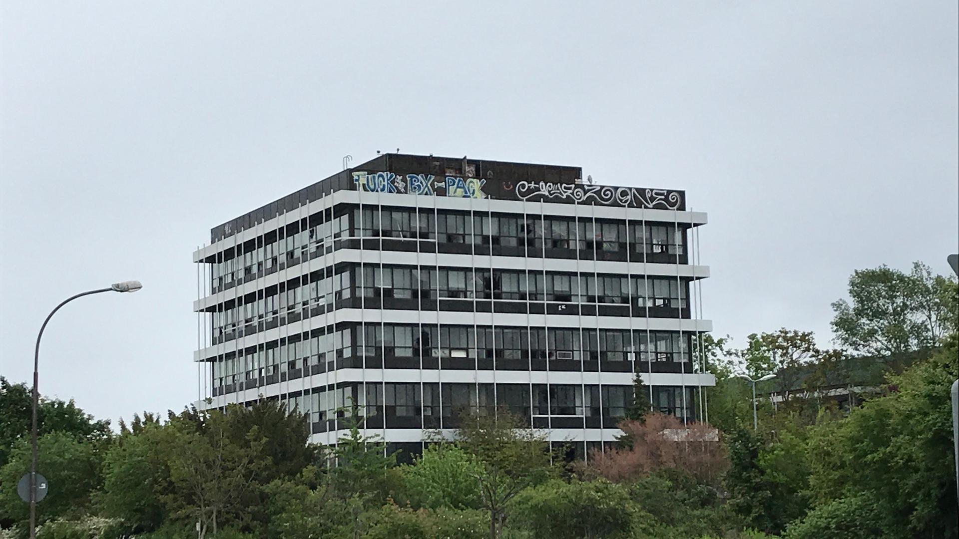 Altes Bürogebäude