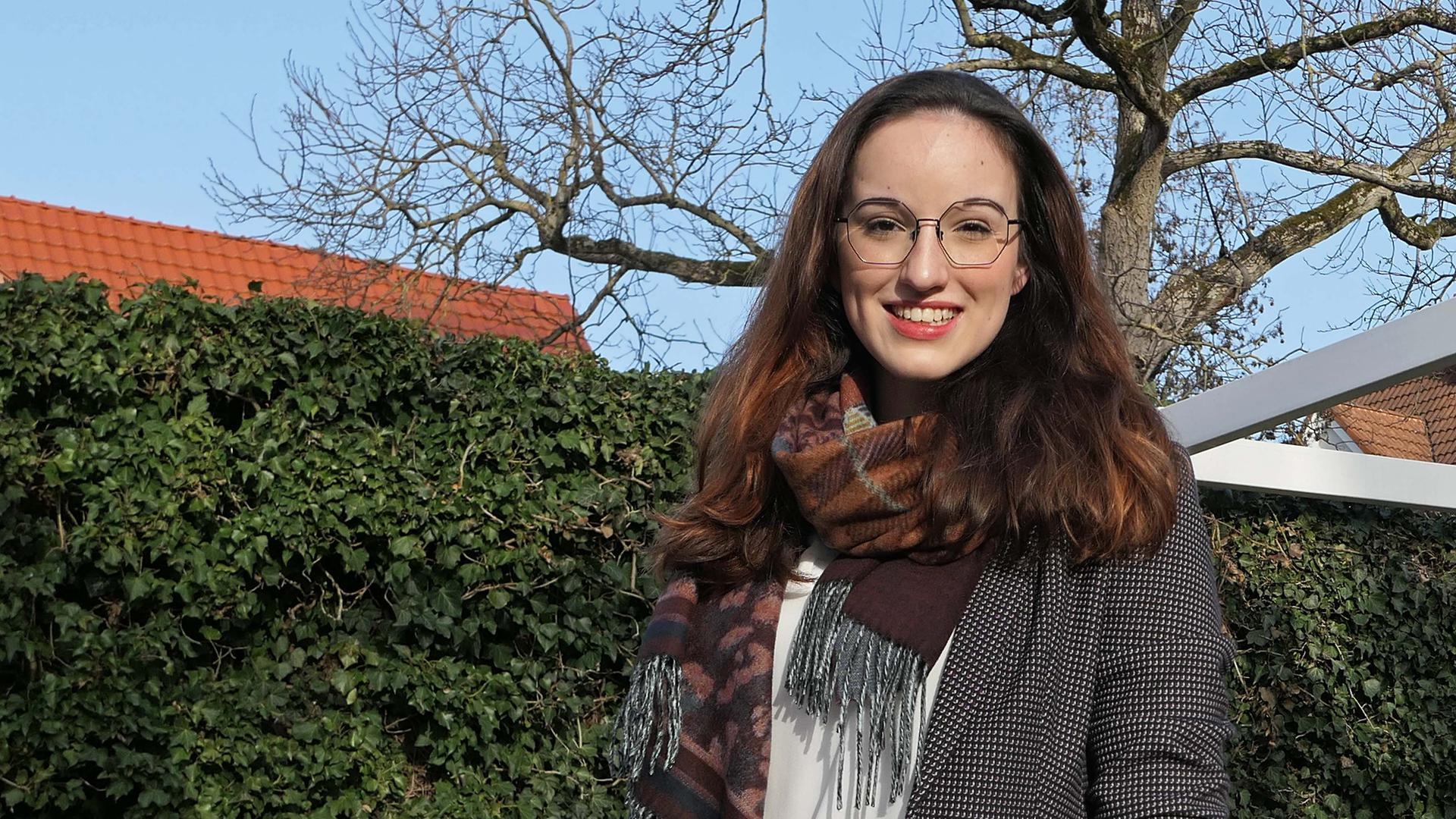 Alena Trauschel aus Ettlingen