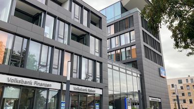 Bankgebäude Volksbank