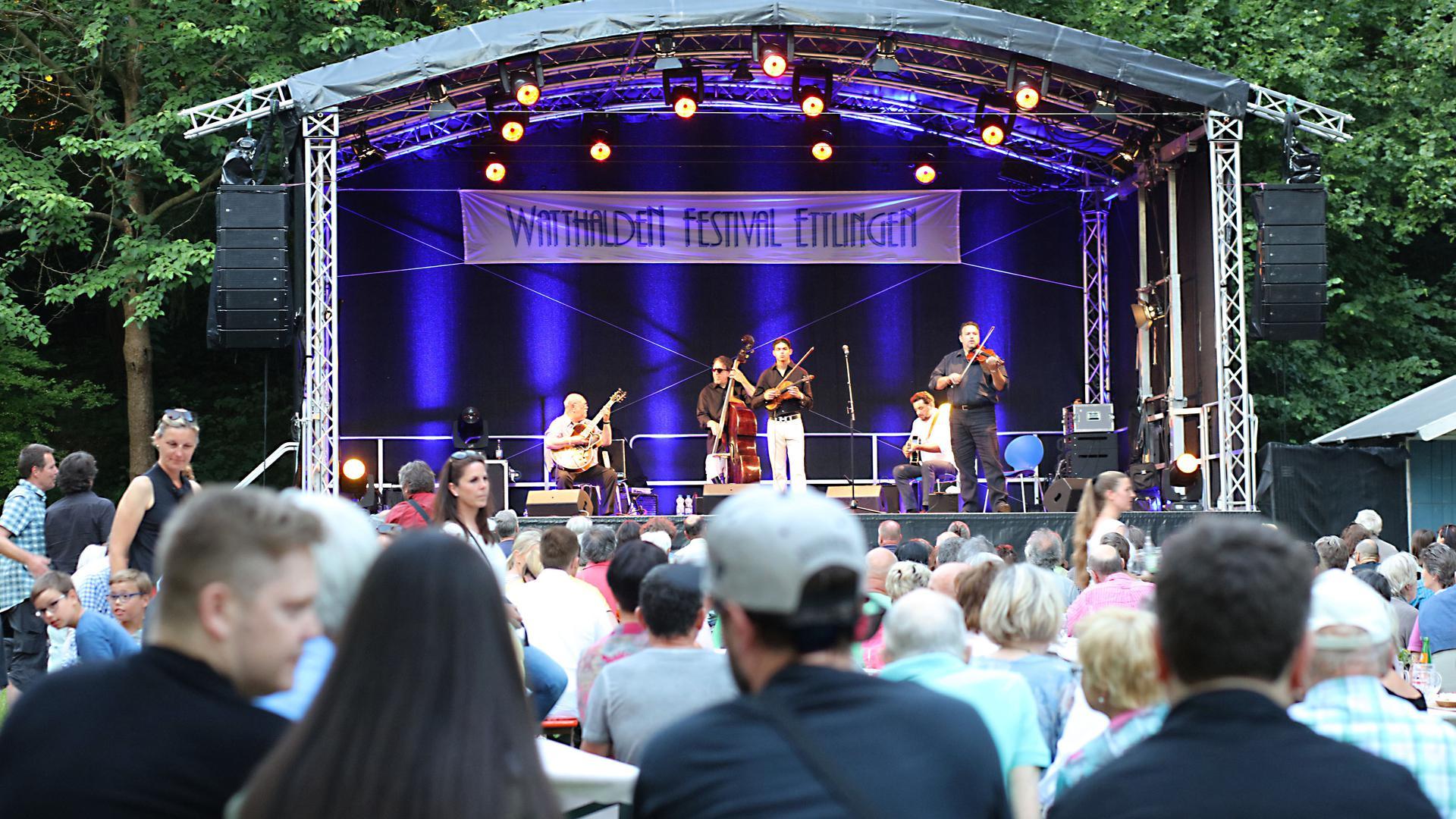 Watthaldenfestival Ettlingen 2017