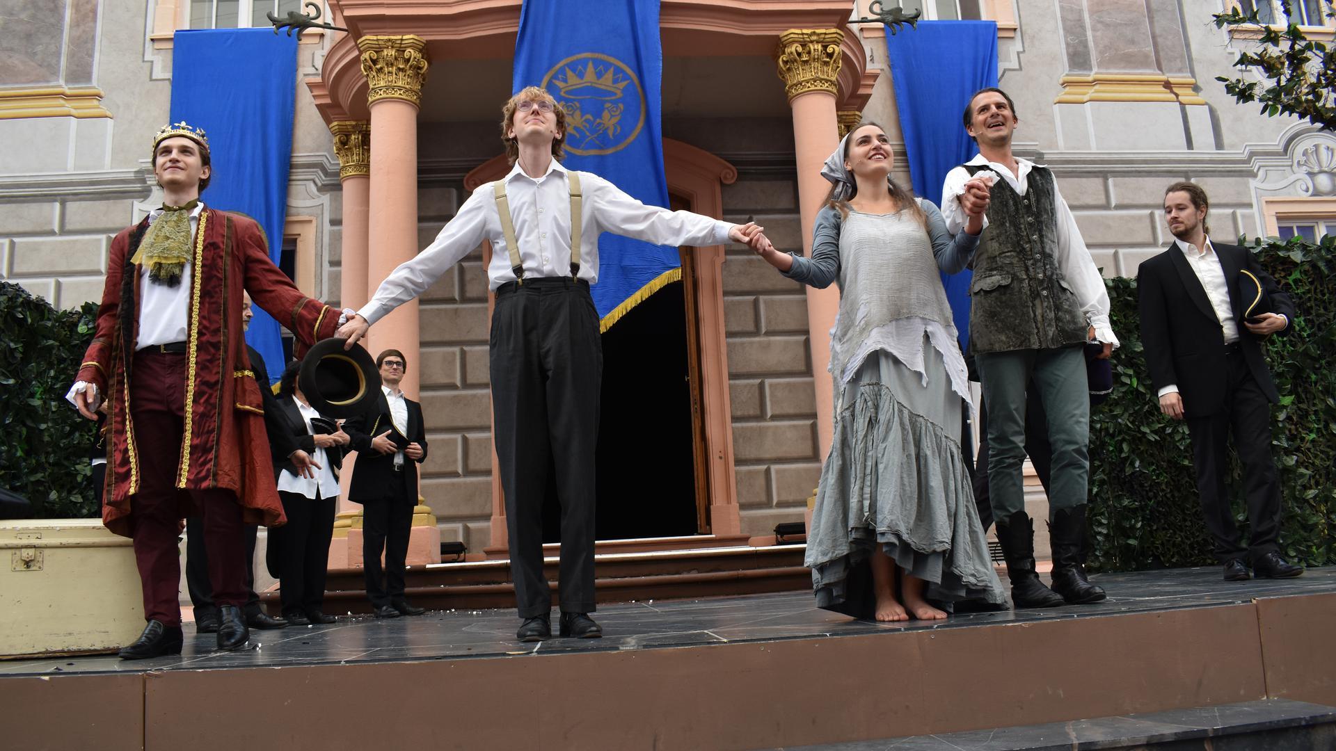 Schlossfestspiele Aschenputtel