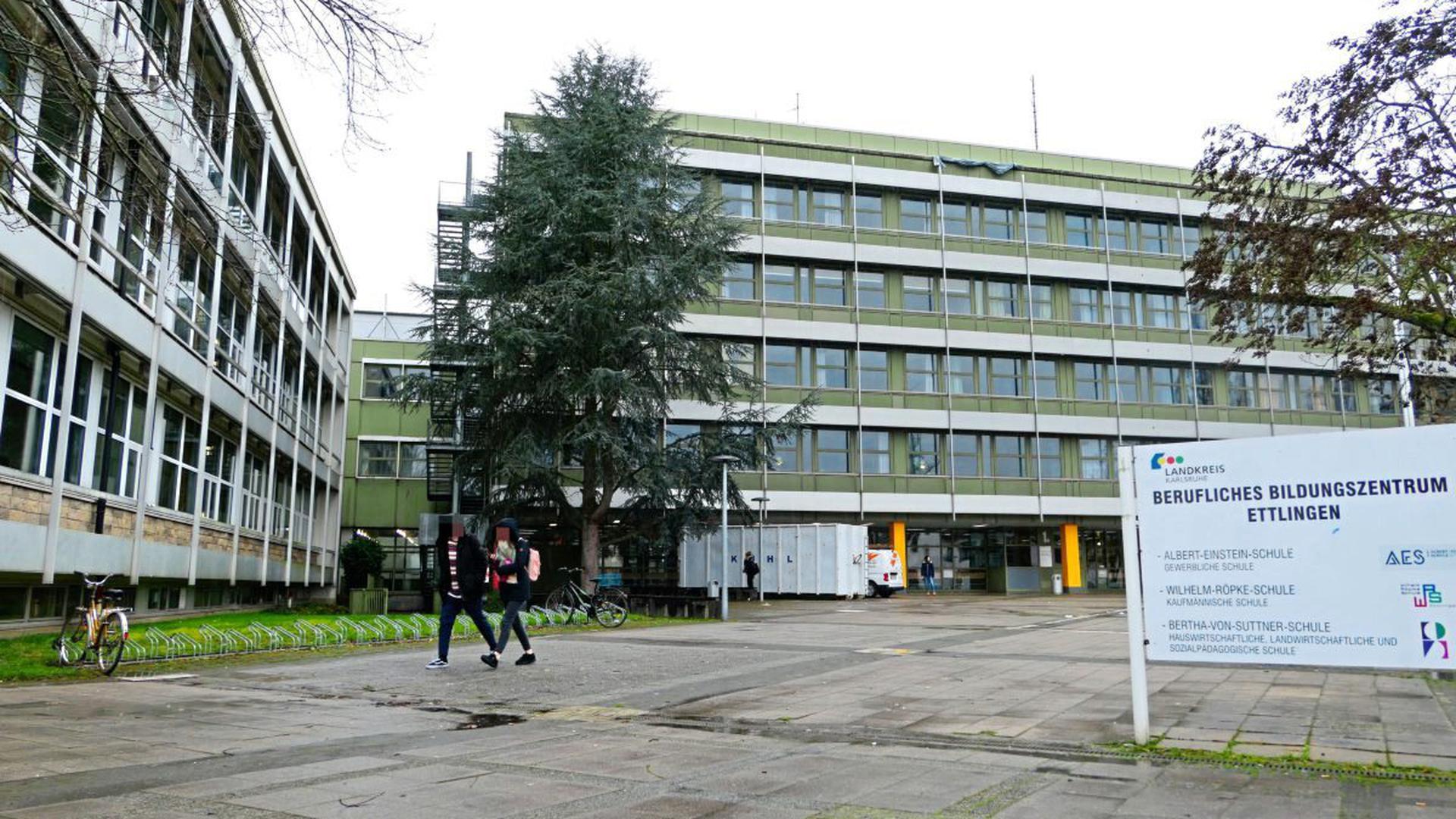 Schule Ettlingen