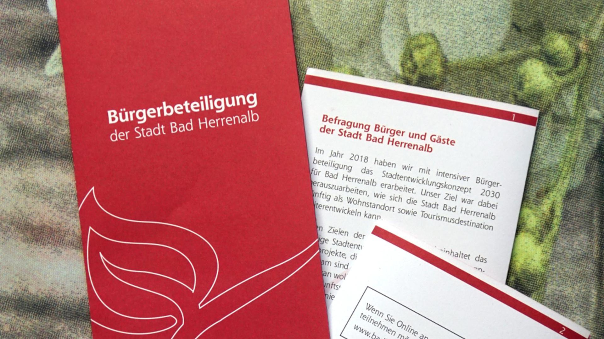 Start der Bürgerbeteiligung: Eine Frageaktion zur Kurstadt beginnt am 4. März