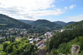 Möchte Modellregion werden: Die Kurstadt Bad Herrenalb möchte seine Beherbergungsbetriebe wieder öffnen.
