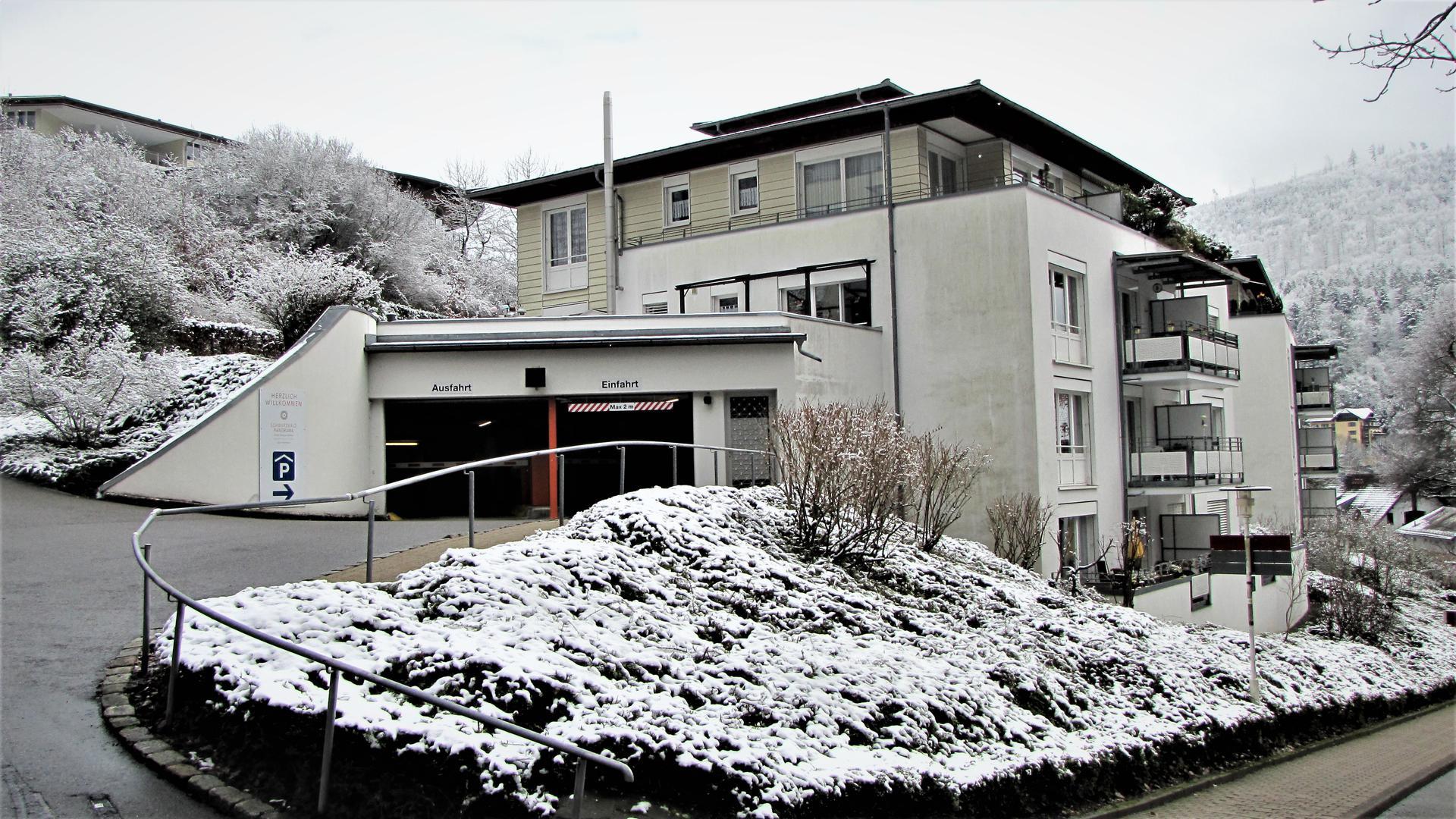 Hotel Schwarzwald Panoroma Bad Herrenalb
