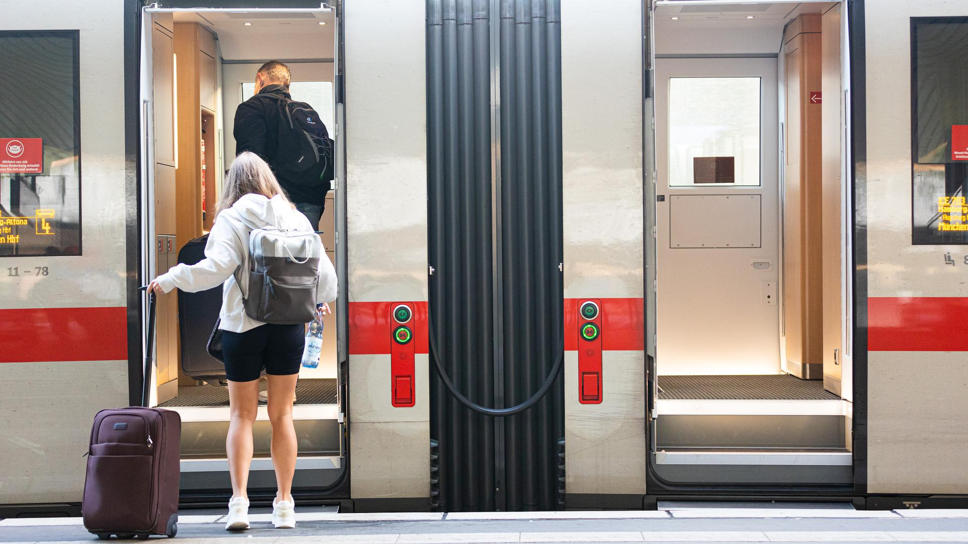 Zugverkehr nach Ende des GDL-Streiks wieder angelaufen