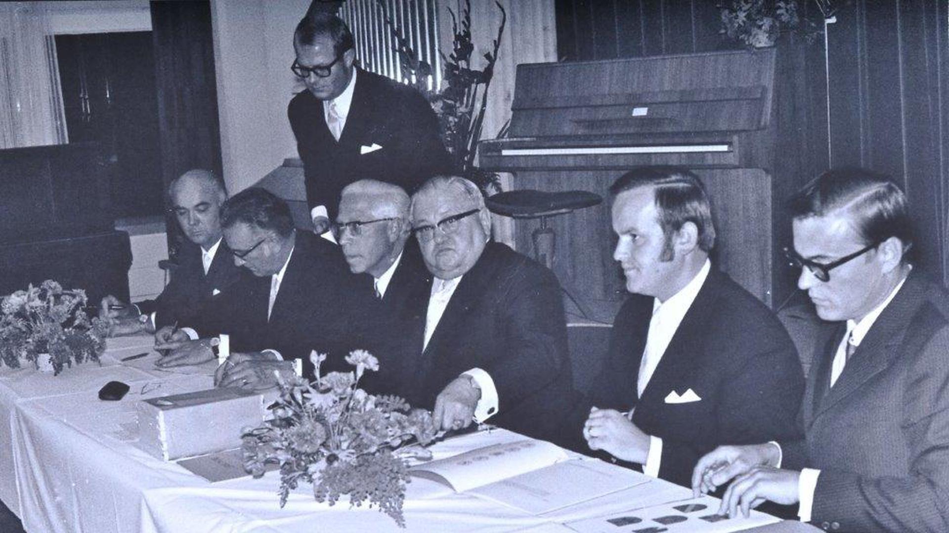 Gründung von Karlsbad