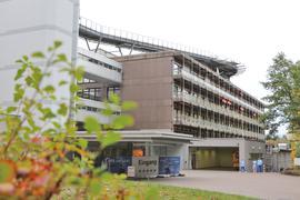 Das SRH-Klinikum in Karlsbad-Langensteinbach
