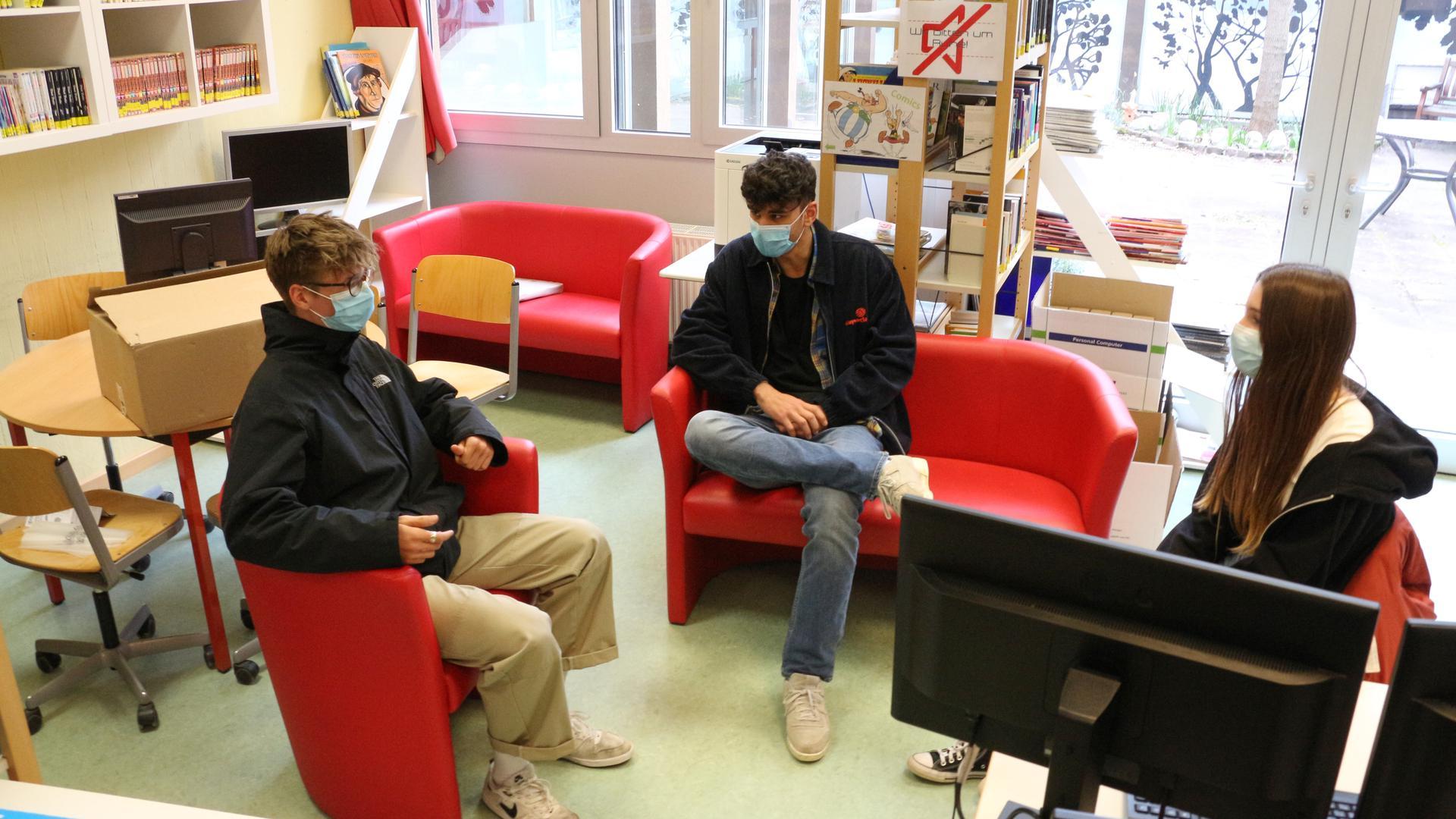 Gute Prüfungs Vorbereitungen bei Abiturienten in Karlsbad