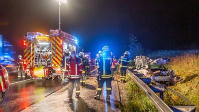 Einsatz Feuerwehr Karlsbad