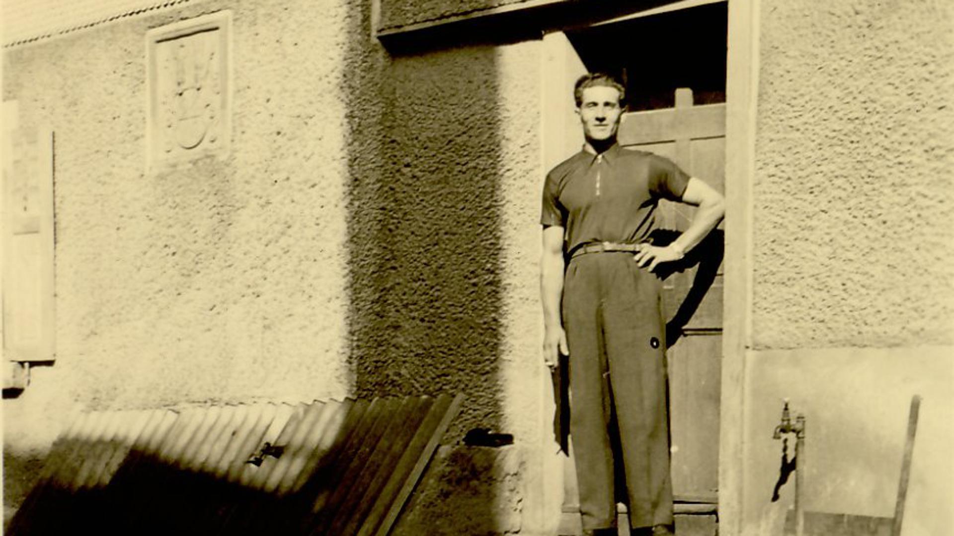 Beliebt bei den Dorfbewohnern: Johann Kocak kam als Kriegsgefangener nach Malsch – und fand dort eine neue Heimat.