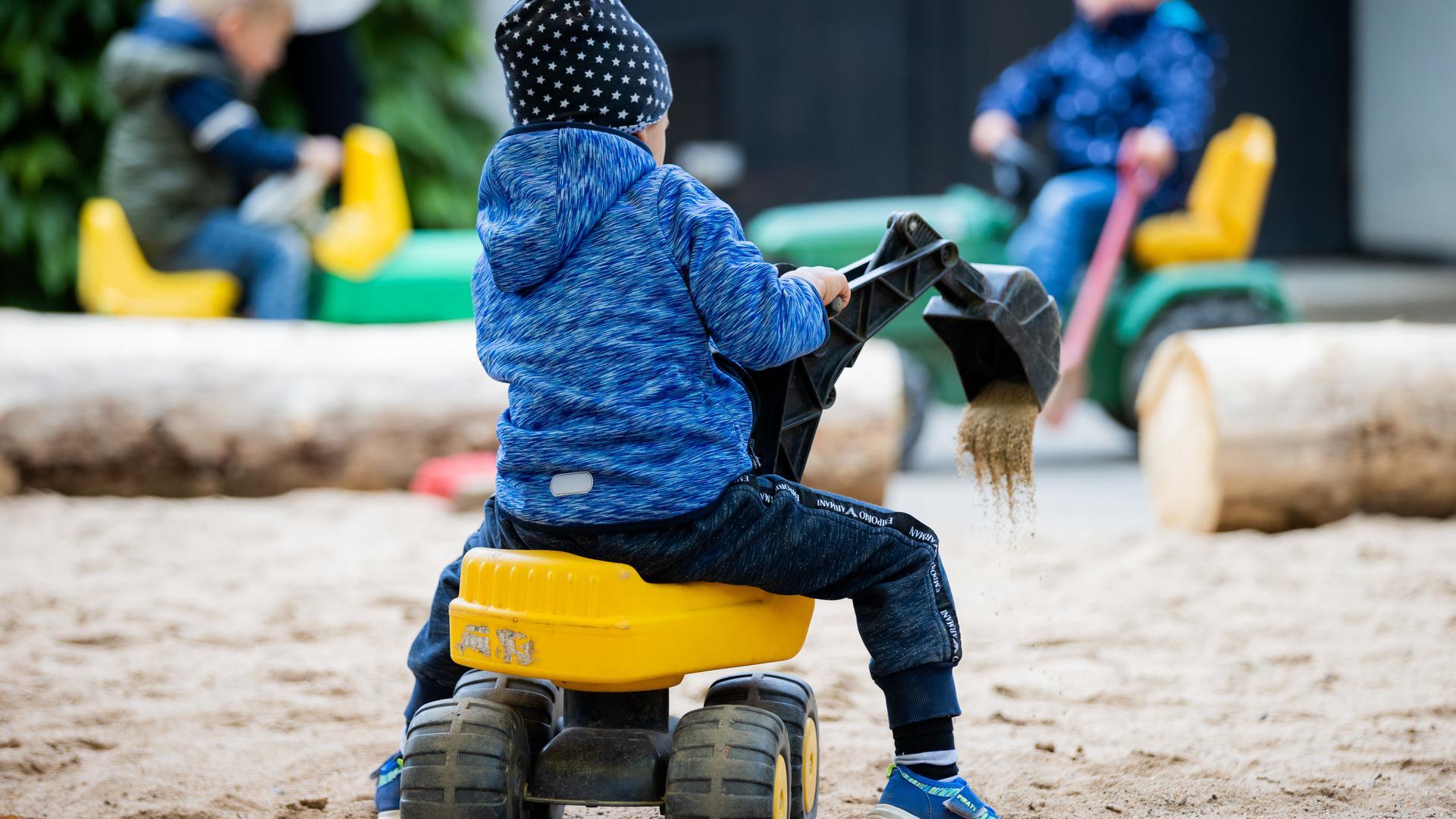 Baustelle Kinderbetreuung: Die Kosten für Kitas und Kindergärten in Malsch steigen. Eine Erhöhung der Elternbeiträge lehnt die Mehrheit des Malscher Gemeinderates jedoch ab.