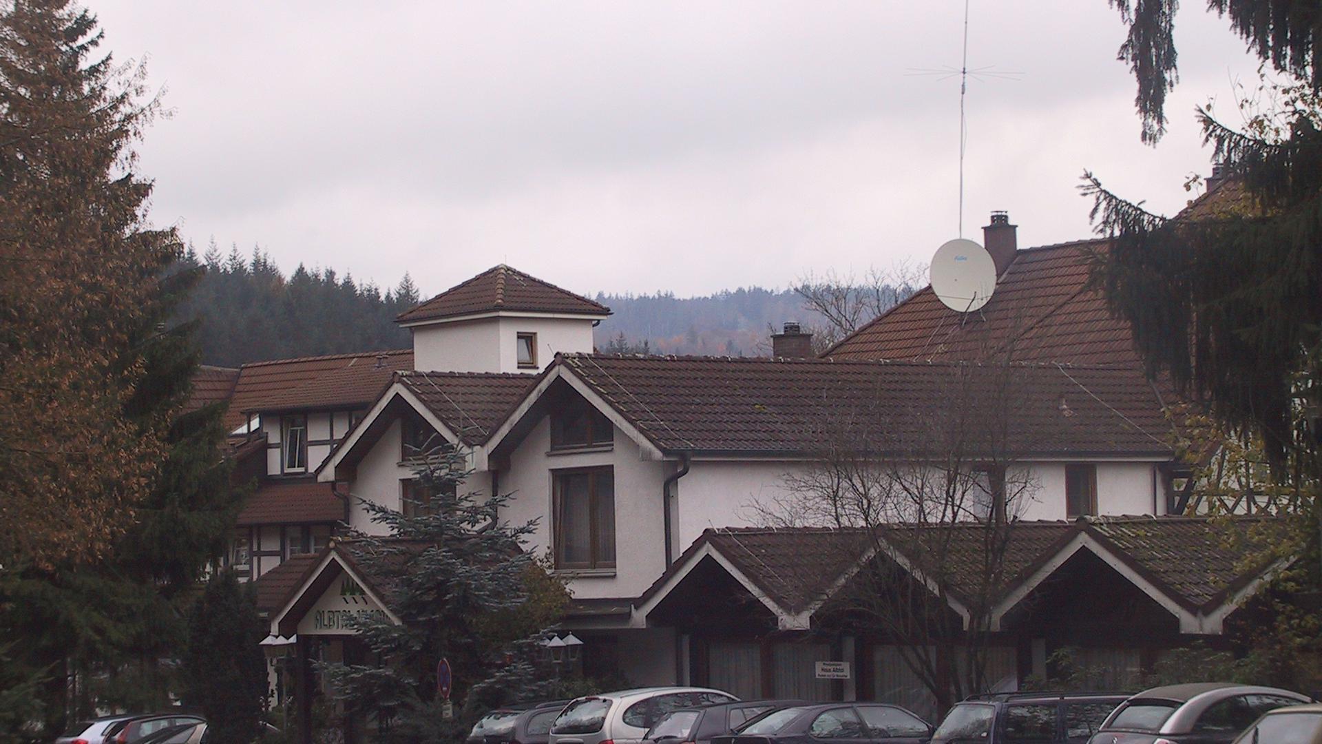 Albtal-Klinik Marxzell, Gebäude